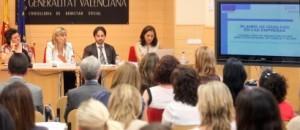 Ayer se organizó una jornada para presentar www.igualdadenlaempresa.es en Valencia.