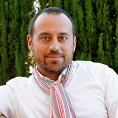 Miguel Ángel Díaz, coautor del libro.