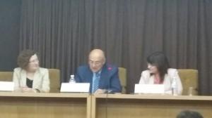Gustavo A. Arcenegui Parreño recibió un caluroso homenaje