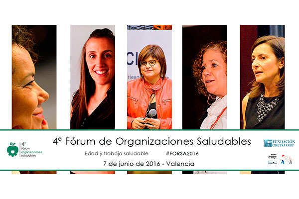 Marisa Salanova e Isabella Meneghel participarán en #FORSA2016