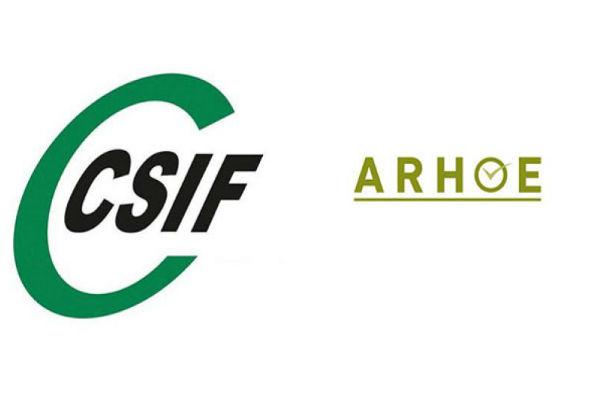 CSIF y ARHOE reclaman al Gobierno que desarrolle las medidas de conciliación comprometidas antes de que concluya la legislatura
