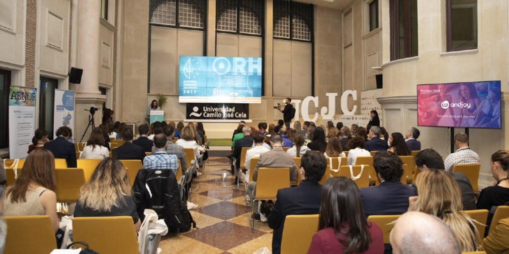 Alsa, Osarten, Media Interactiva, 3M, Imelsa y Metro de Santiago, galardonadas en los VI Premios Internacionales Empresa Saludable