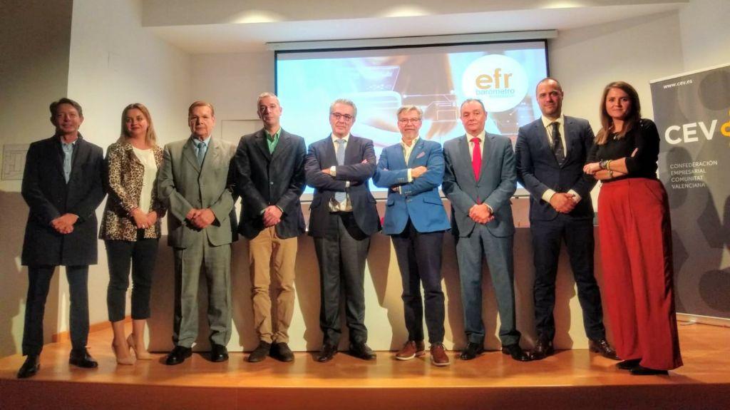 El estado de la conciliación en España mejora 3.2 puntos respecto a niveles previos a la crisis