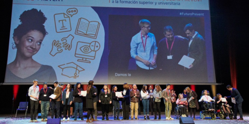 Fundación Prevent reparte 177.000€ en becas en su gala más atrevida