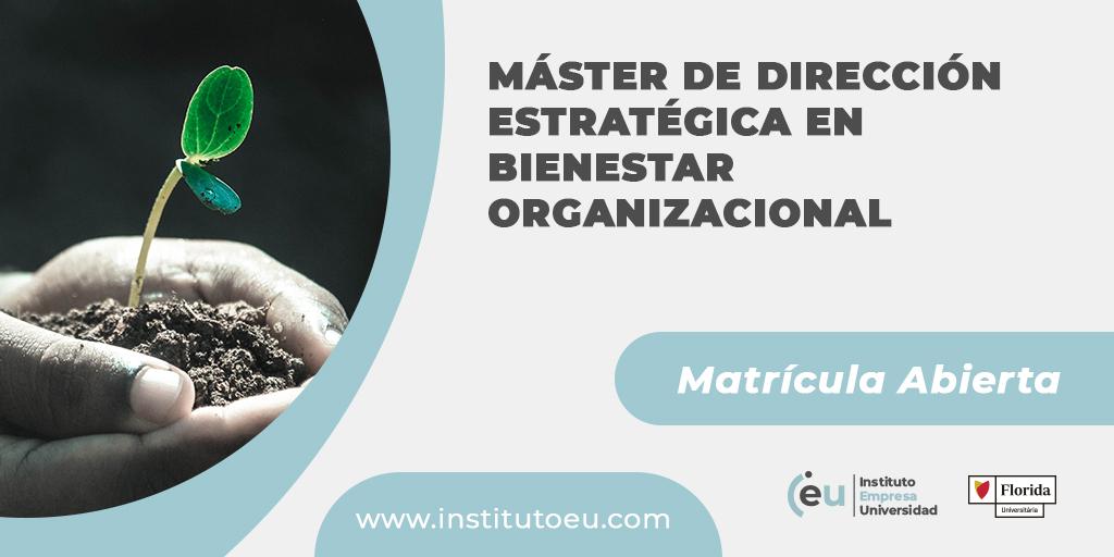 Arranca el máster de dirección estratégica en bienestar organizacional en una apuesta por la salud laboral y la competitividad empresarial