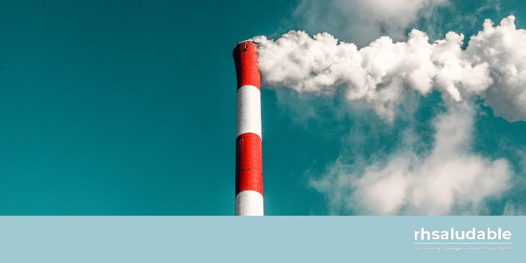 La contaminación atmosférica puede empeorar la salud ósea