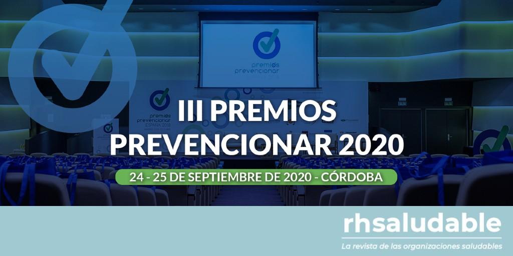 Se anuncia la 3ª edición de los Premios Prevencionar