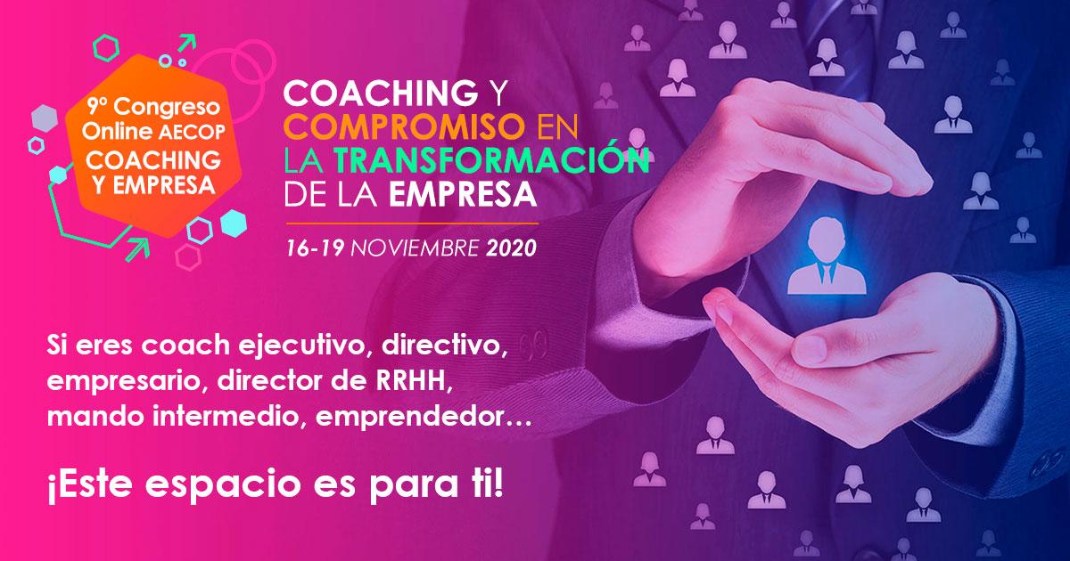 Llega el Congreso Internacional de Coaching Ejecutivo del año